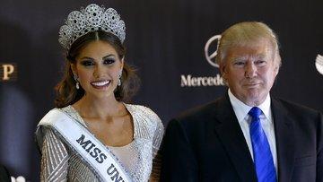 Trump soruşturması güzellik yarışmasına da sıçradı
