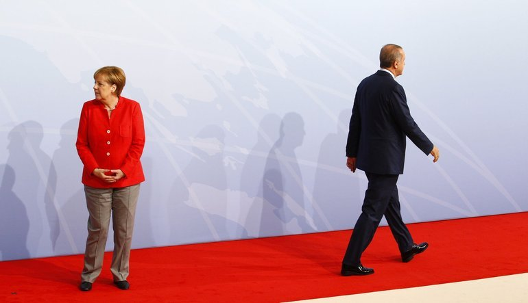 Ankara-Berlin hattında 12 ayda 5 kriz