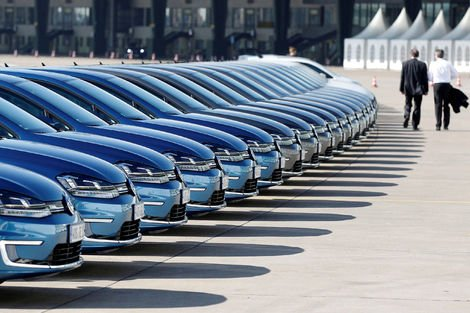 Volkswagen'e 300 milyon dolarlık ceza