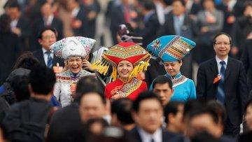 """""""IMF Genel Merkezi 10 yıl içerisinde Çin'e taşınabilir"""""""