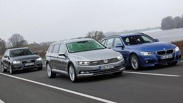 Alman otomotivine kartel soruşturması başladı