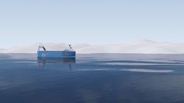 Sürücüsüz otomobilden sonra mürettebatsız gemi