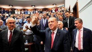 Erdoğan'dan Batı'ya: Sizdeki hukuk da bizdeki guguk mu?