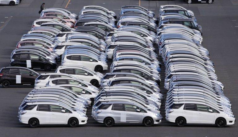 Türkiye 100 otomobilden 12'sini Almanya'ya sattı