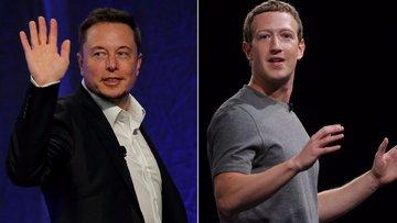 """Zuckerberg-Musk arasında """"Sorumsuz"""" ve """"Anlamıyor"""" tartışması"""