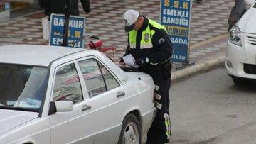 Trafik polisine ayda 5 bin TL rüşvet skandalı