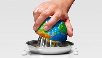 İnsanlık bir yılda tüketeceğini yedi ayda bitirdi