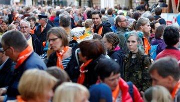 Almanların yüzde 80'i Türkiye'ye ekonomik yaptırım istiyor