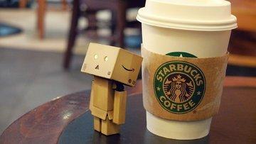 """Bir sonraki Starbucks kahveniz """"robottan"""""""