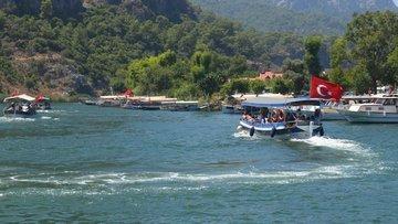Turist sayısında 13 yılın en hızlı yükselişi