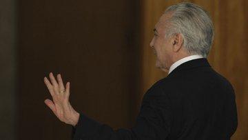 Brezilya Devlet Başkanı Temer soruşturmadan kurtuldu