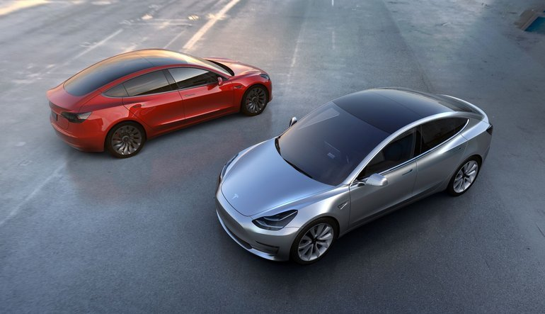 Tesla'nın yeni modeli için üç ayda 1,16 milyar dolar uçtu gitti