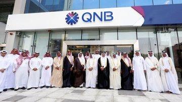 QNB, para arıyor