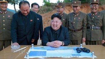 PİYASA TURU: Kuzey Kore krizi hisseleri vurdu