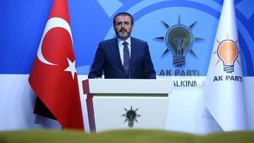 AK Parti Sözcüsü: Erken seçim düşünmüyoruz