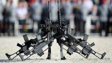 Almanya'dan Türkiye'ye silah satış rakamı açıklandı