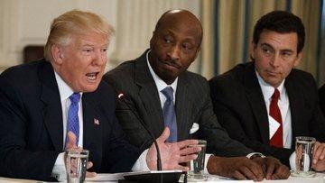 Trump'a tavır alan CEO sayısı 3'e çıktı