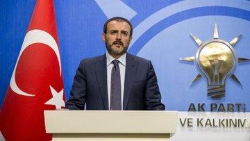 AK Parti Sözcüsü: Kimsenin tutuklanmasından yana olmayız