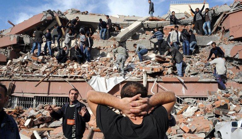 Türkiye'de bu yıl 23 bin deprem meydana geldi