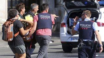 Barcelona'da terör saldırısı:14 ölü