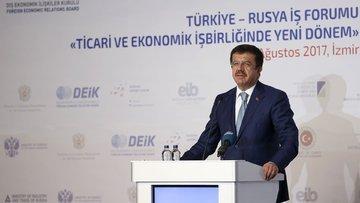 Zeybekci: Merkel'in Gümrük Birliği açıklaması için yetkisi olması lazım