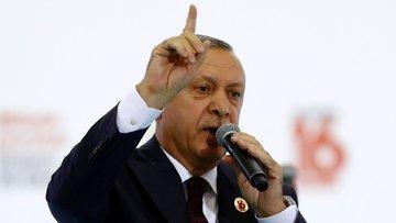 Erdoğan'dan Almanya'daki Türklere: Bunlara oy vermeyin