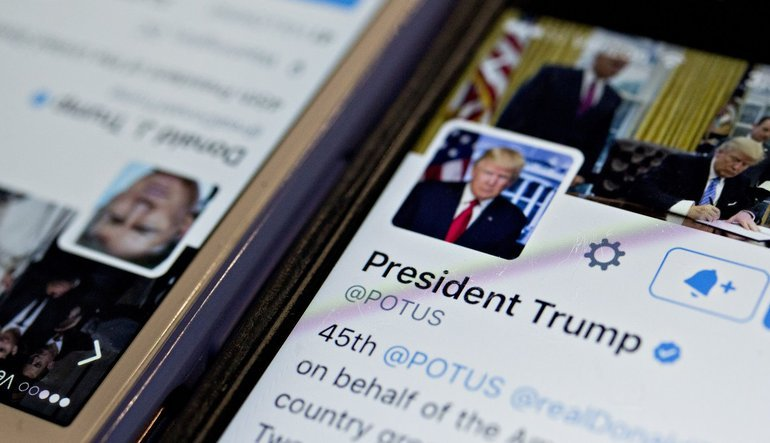 Trump tweetleri biterse Twitter 2 milyar dolar kaybeder