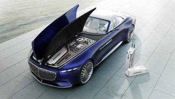 Mercedes'den Tesla'ya rakip