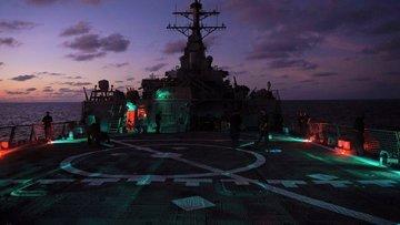 Amerikan savaş gemisi 2. kez kaza yaptı
