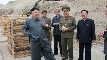 Kuzey Kore'nin kimyasal silahları Suriye'den çıktı
