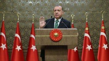Erdoğan: Afrin'de gözümüzü karartırız