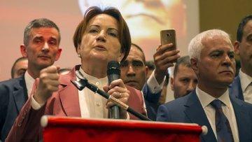 """""""Meral Akşener cumhurbaşkanı adayı"""""""