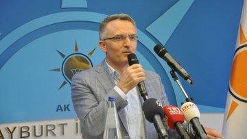 Ağbal: OVP'de 2017 büyüme oranı revize edilecek