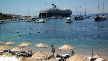 Turist sayısında artış baz etkisiyle 13 yılın zirvesinde
