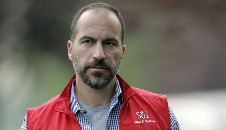 Uber'e yeni CEO