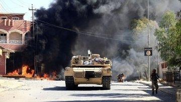 IŞİD, Irak'ta bir şehri daha kaybetti