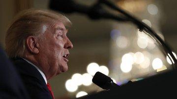 Trump'tan Kuzey Kore'ye gözdağı