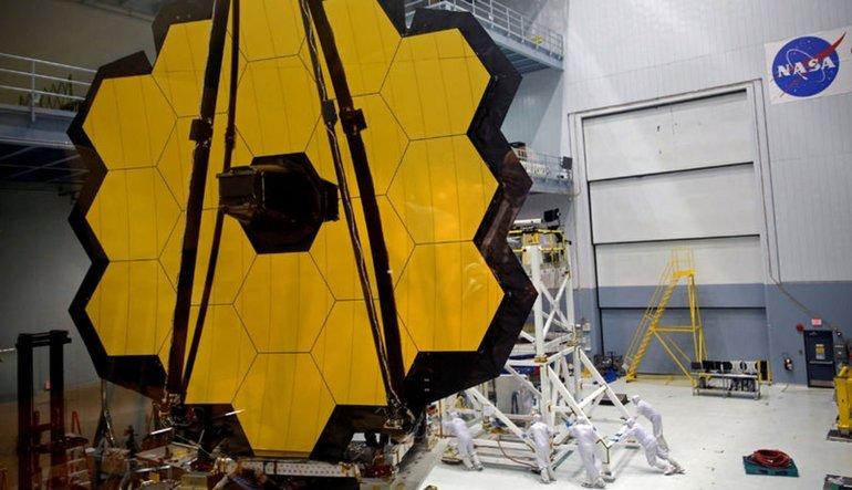 NASA'nın 8,6 milyar dolarlık Harvey telaşı
