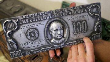 PİYASA TURU: Dolarda büyüme etkisi