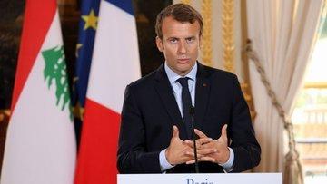 Macron'dan yeni ve farklı bir Erdoğan açıklaması