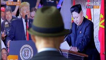 Merkez bankaları out Kore ve Trump in