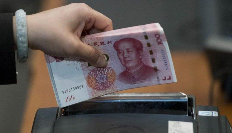 Çin parasını sallayan haber
