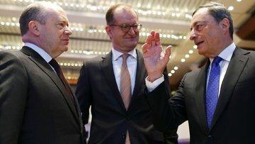 Avrupa Merkez Bankası euro sessizliğini bozdu
