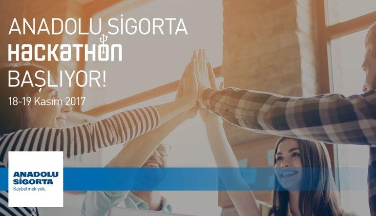 """Anadolu Sigorta'da inovasyon """"Hackathon""""u"""