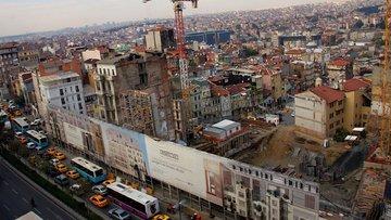 Tarlabaşı'nda bir Çin mahallesi