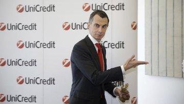 Unicredit CEO'su: Gerekirse Yapı Kredi'ye daha fazla sermaye koyabiliriz