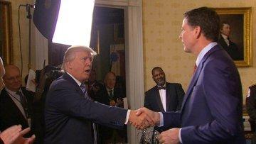 Trump'ın kovduğu FBI başkanı yine gündemde