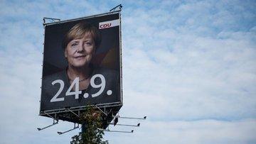 GRAFİK: Alman hisseleri Merkel döneminde benzerlerini geride bıraktı