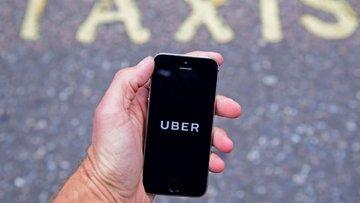 Uber'e yasak şoku