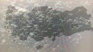 Türk hava sahası rekor kırdı
